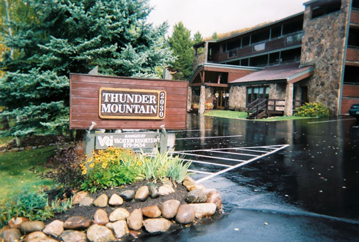 tmentry COLORADO   Thunder Mountain Resort Steamboat Springs