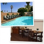 Aquamarine Villas Resort Oceanside California Swimming Pool
