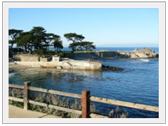 Pine Acres Lodge, Pacific Grove California
