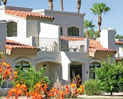 Scottsdale Camelback Resort Buildings and Grounds