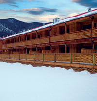 Worldmark Red River Resort