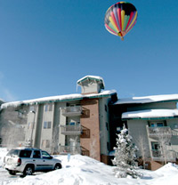 Worldmark Steamboat Springs Vacation Internationale Resort Colorado