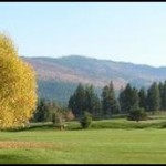 Stoneridge Resort Blanchard Coeur D'Alene Idaho golf course