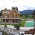 Stoneridge Resort Blanchard Coeur D'Alene Idaho Mini Golf