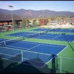 Stoneridge Resort Blanchard Coeur D'Alene Idaho Tennis Courts