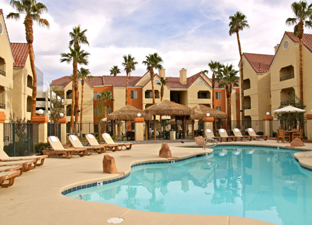 Desert Club Resort Las Vegas West Coast Condo Vacation Rentals