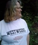 Cathy Westweeks tee 124x150 West Tees Hall of Fame
