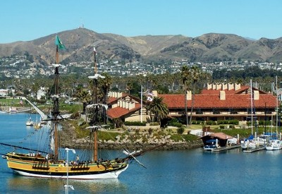 mar CALIFORNIA    Harbortown Point Marina Resort Ventura