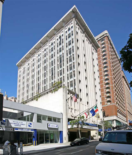 Donatello Hotel San Francisco